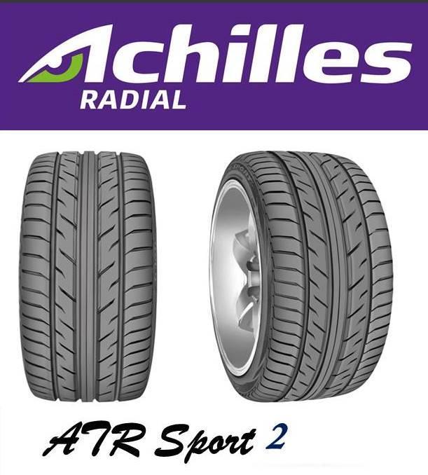 Резина Achilles ATR Sport 2
