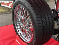 Резина General Tire G-Max AS-03