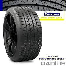 Резина Michelin Pilot Sport A/S 3