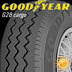 Резина Goodyear Cargo G28
