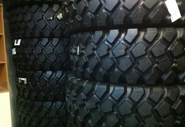 Резина Michelin XZL (универсальная)