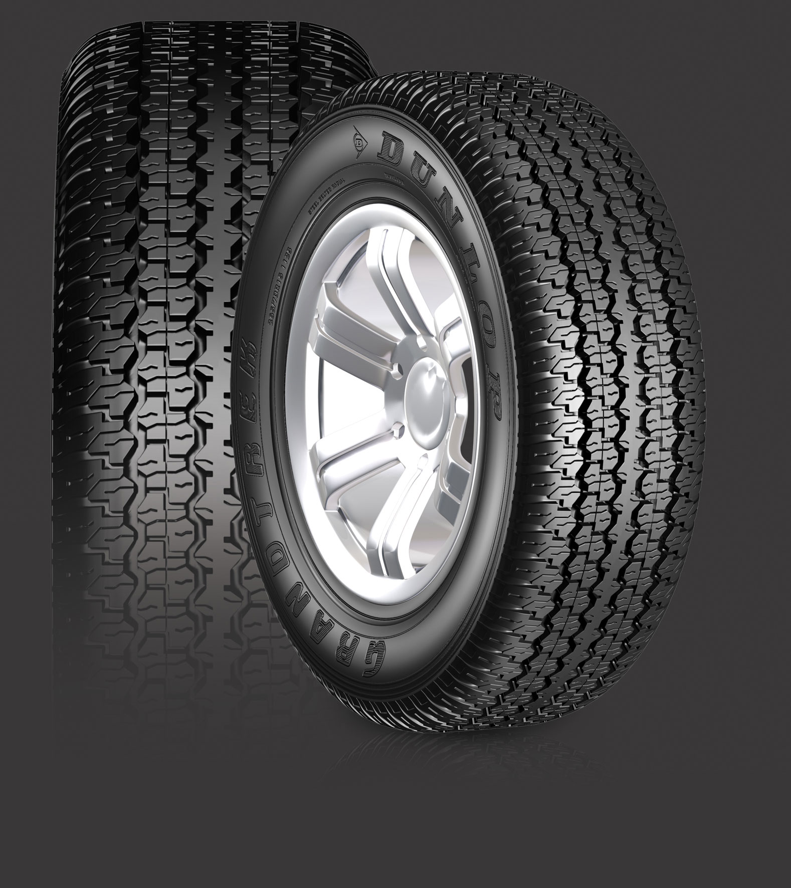 Резина Dunlop GrandTrek TG35