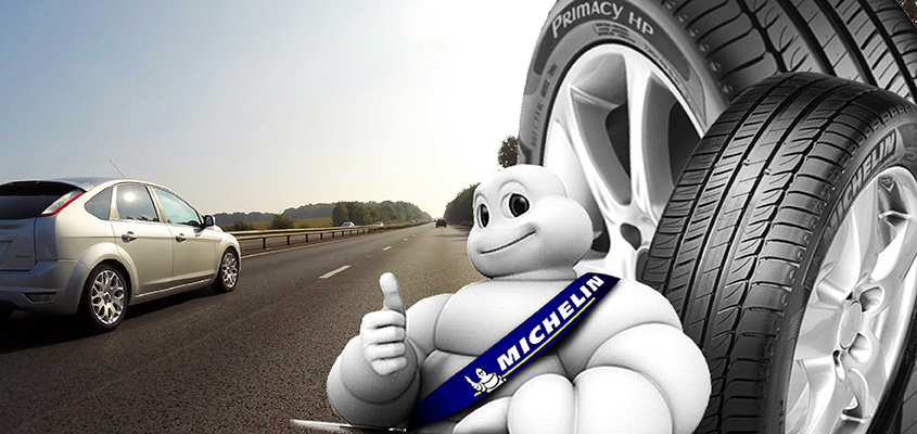 Резина Michelin Pilot Primacy HP