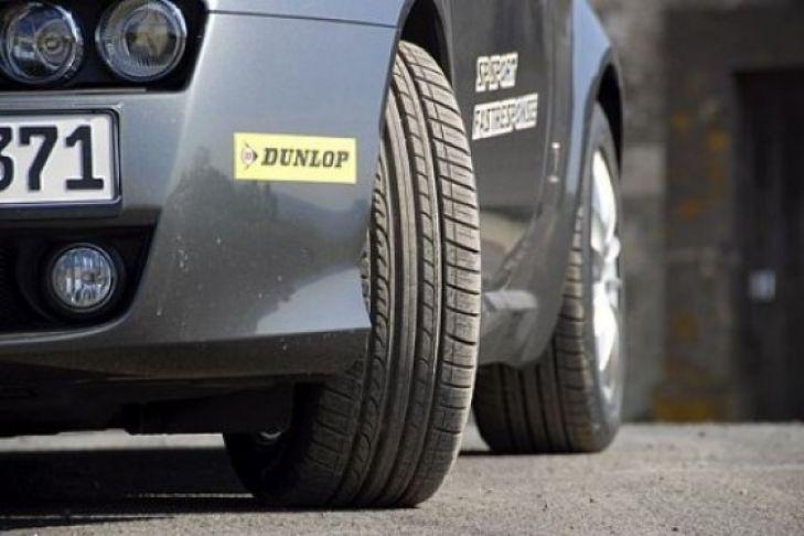 Резина Dunlop SP Sport FastResponse