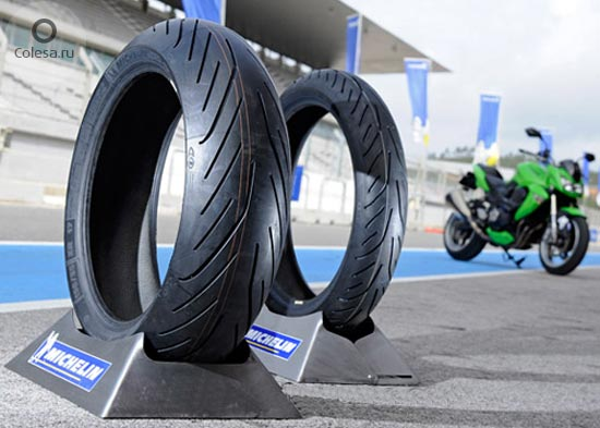 Резина Michelin Pilot Power 3