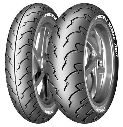 Резина Dunlop SPORTMAX D207