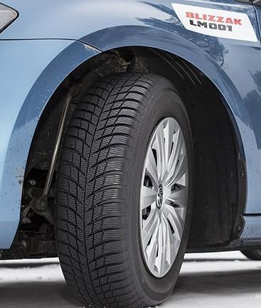 Зимние шины Bridgestone Blizzak LM-001