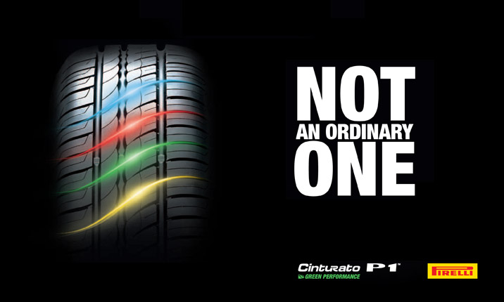 Резина Pirelli Cinturato P1