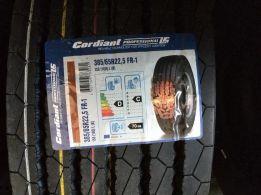 Резина Cordiant Professional FR-1 (рулевая ось)