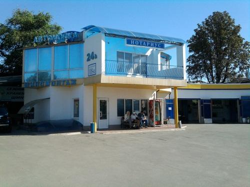 Шиномонтаж Харьков Ак. Павлова 118а