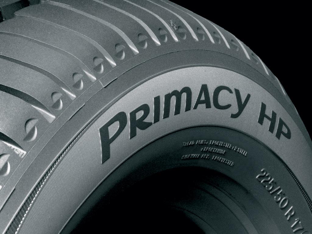 Резина Michelin Primacy HP