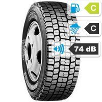 резина Bridgestone M729