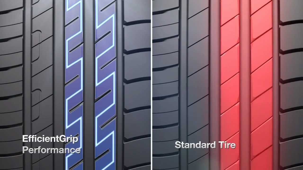 Протектор шины Goodyear Efficientgrip Performance