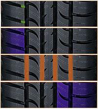 Протектор шины шины Hankook K715 Optimo