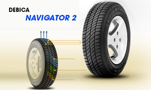 Шины Debica Navigator 2
