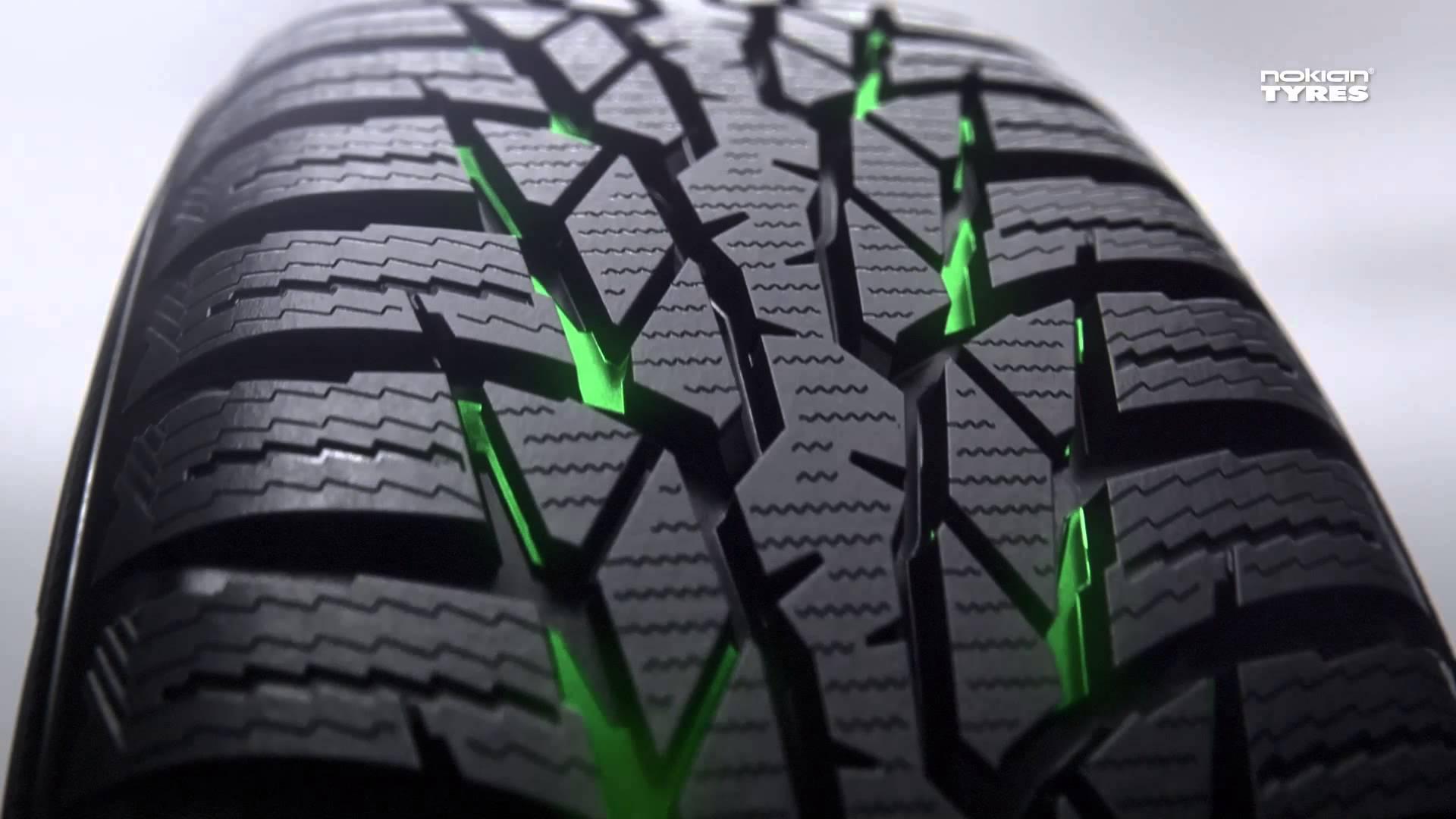 Протектор шины Nokian WR D4