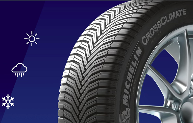 Резина Michelin Cross Climate+