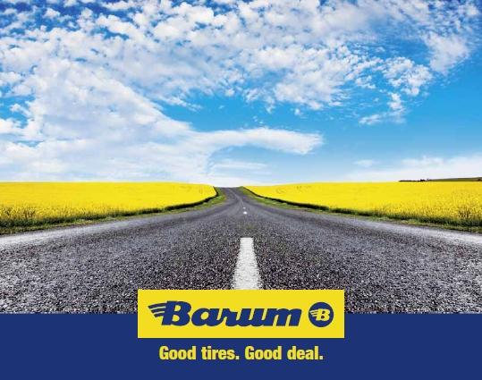 Резина Barum BF200 R (рулевая ось)