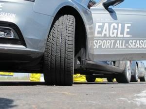 Резина Godyear Eagle Sport