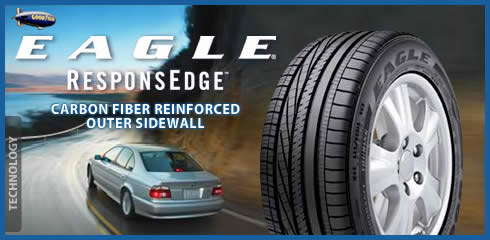 Резина Goodyear Eagle ResponsEdge