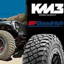 Резина BFGoodrich Mud-Terrain T/A KM3