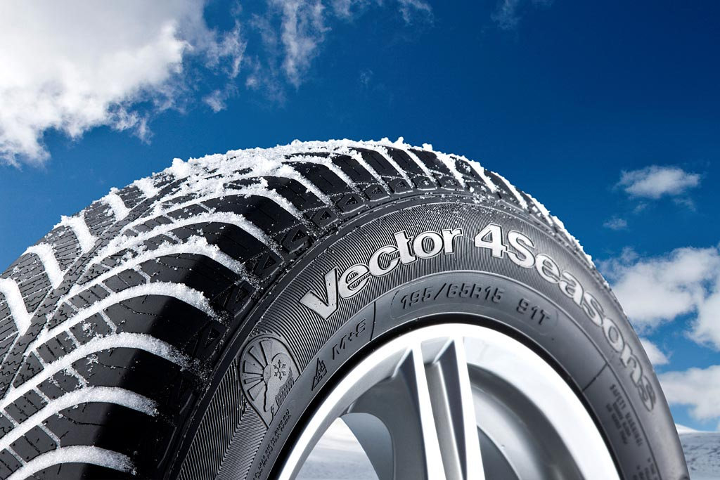 Резина Goodyear Vector 4 Seasons SUV