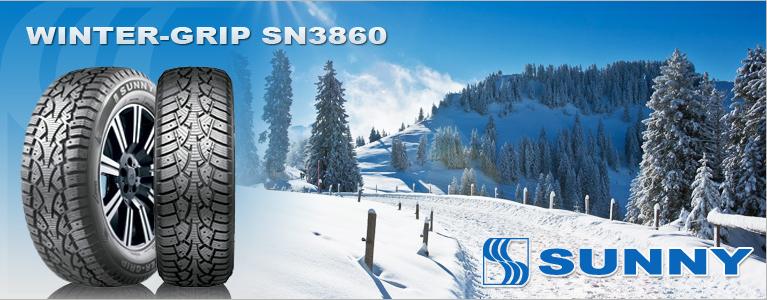 Зимние шины Sunny SN3860