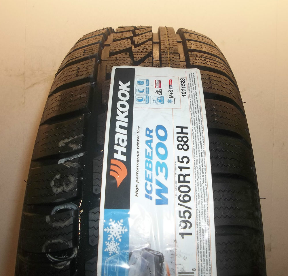 Резина Hankook Winter Icebear W300