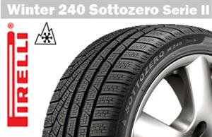 Резина Pirelli Winter 240 Sottozero II