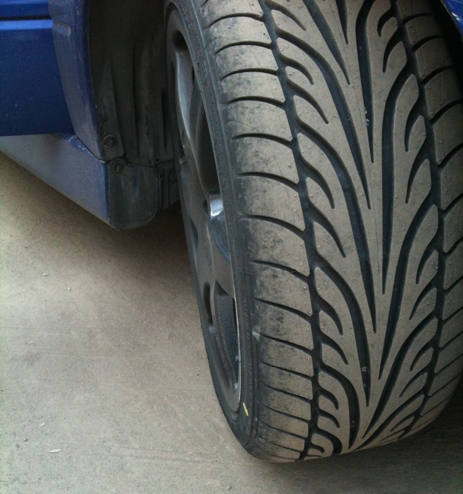 Резина Dunlop SP Sport 9000