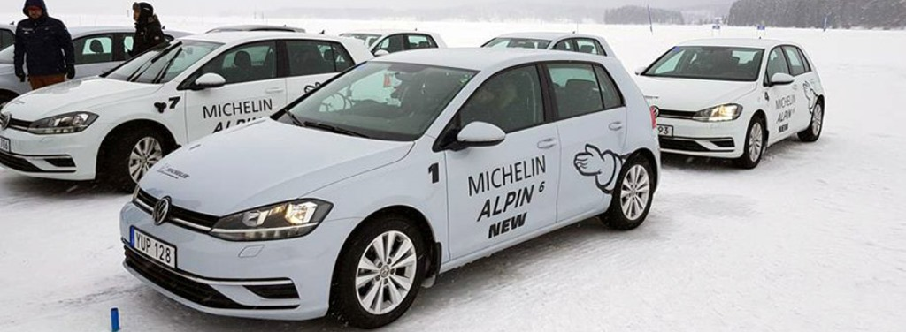 Резина Michelin Alpin 6