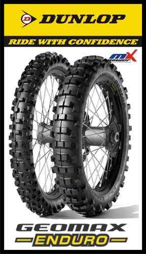 Резина Dunlop Geomax Enduro D909