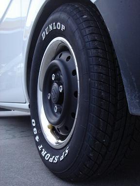 Резина Dunlop SP Sport 490