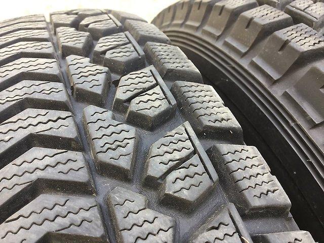Резина Dunlop Grandtrek SJ5