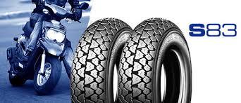 Резина Michelin S83