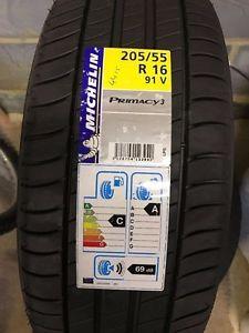 Резина Michelin 205/55 R16