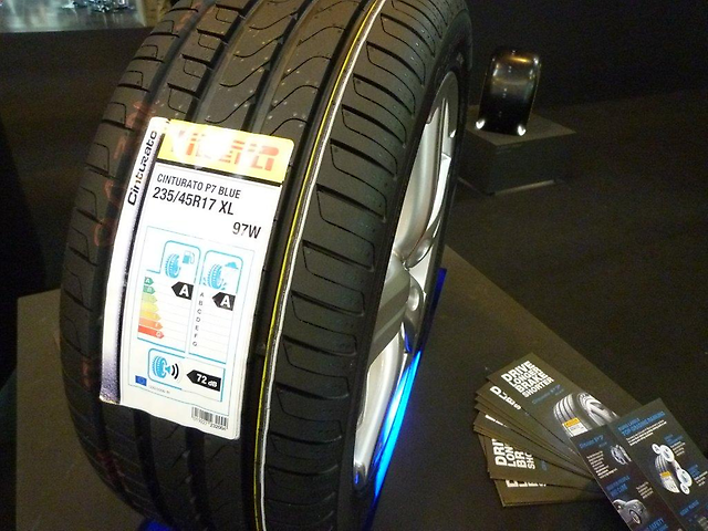 Резина Pirelli Cinturato P7 Blue