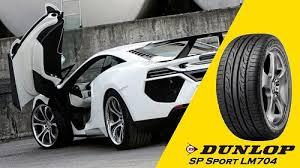 Резина Dunlop LM704