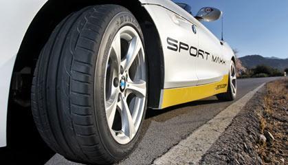 Резина Dunlop SP Sport MAXX RT