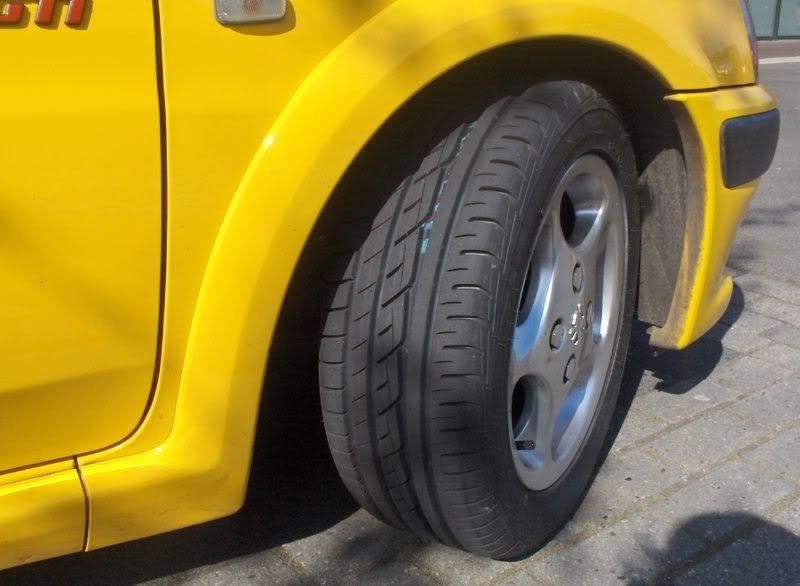 Резина Toyo Proxes CF1 SUV
