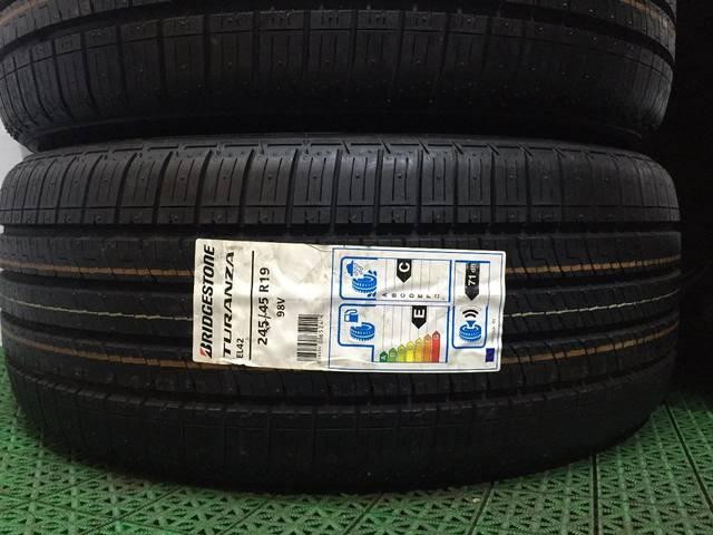 Резина Bridgestone Turanza EL42
