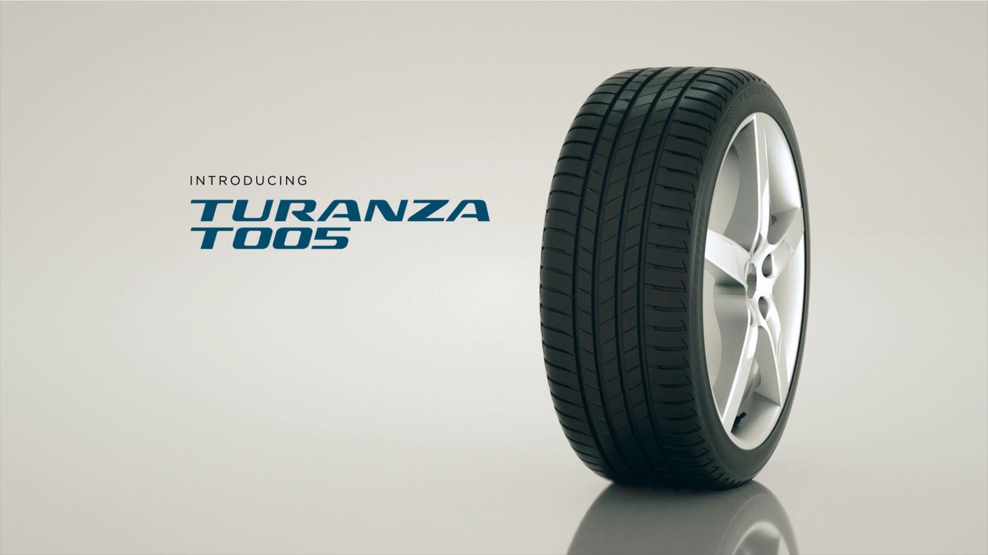 Резина Bridgestone Turanza T005