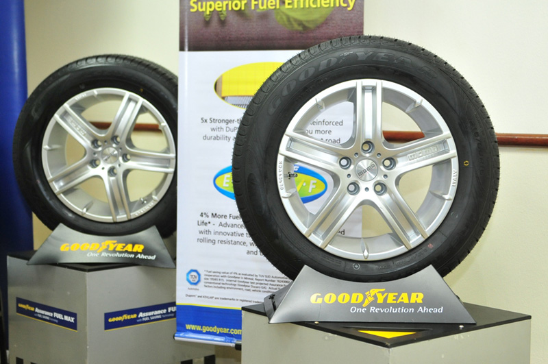 Резина Goodyear Assurance Fuel Max
