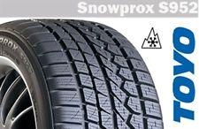 Резина Toyo Snowprox S952