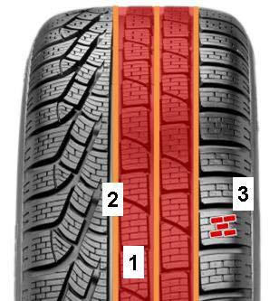 Резина Pirelli Winter Sottozero 2
