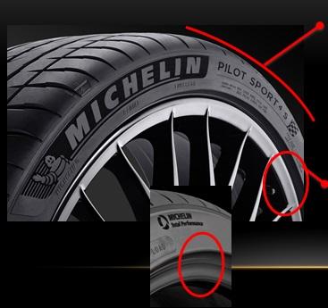 Резина Michelin Pilot Sport 4S
