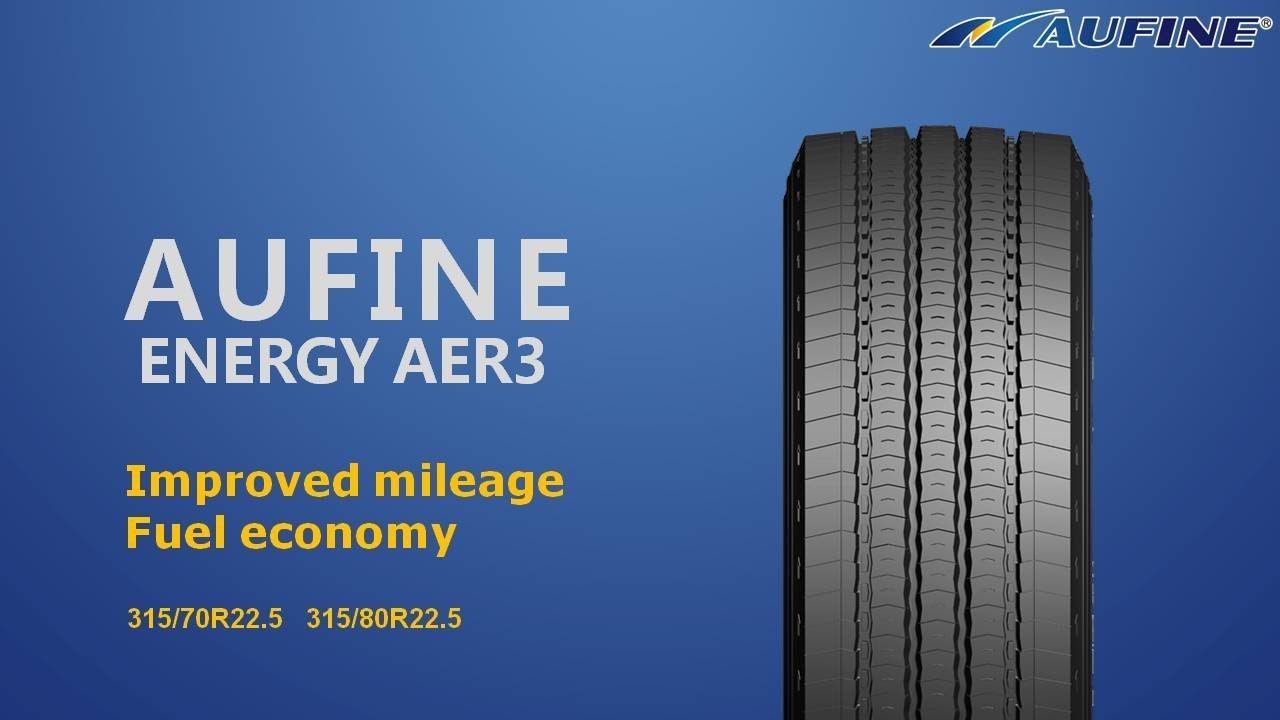 Резина Aufine AER3 (рулевая ось)
