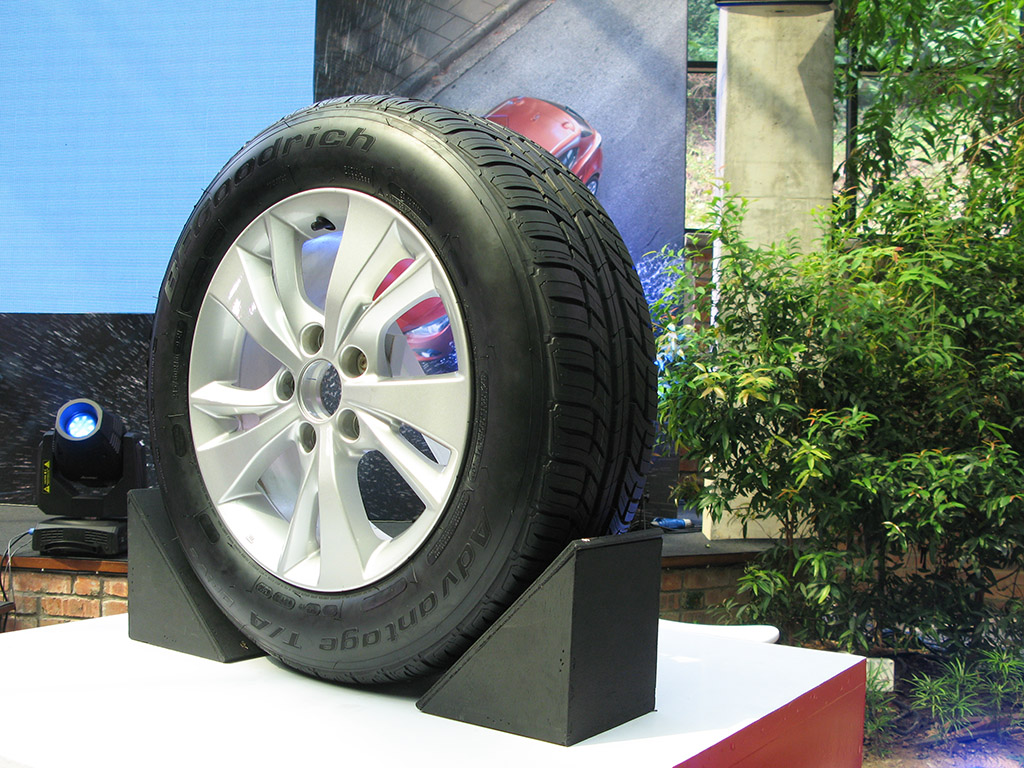 Резина BFGoodrich Advantage T/A SUV
