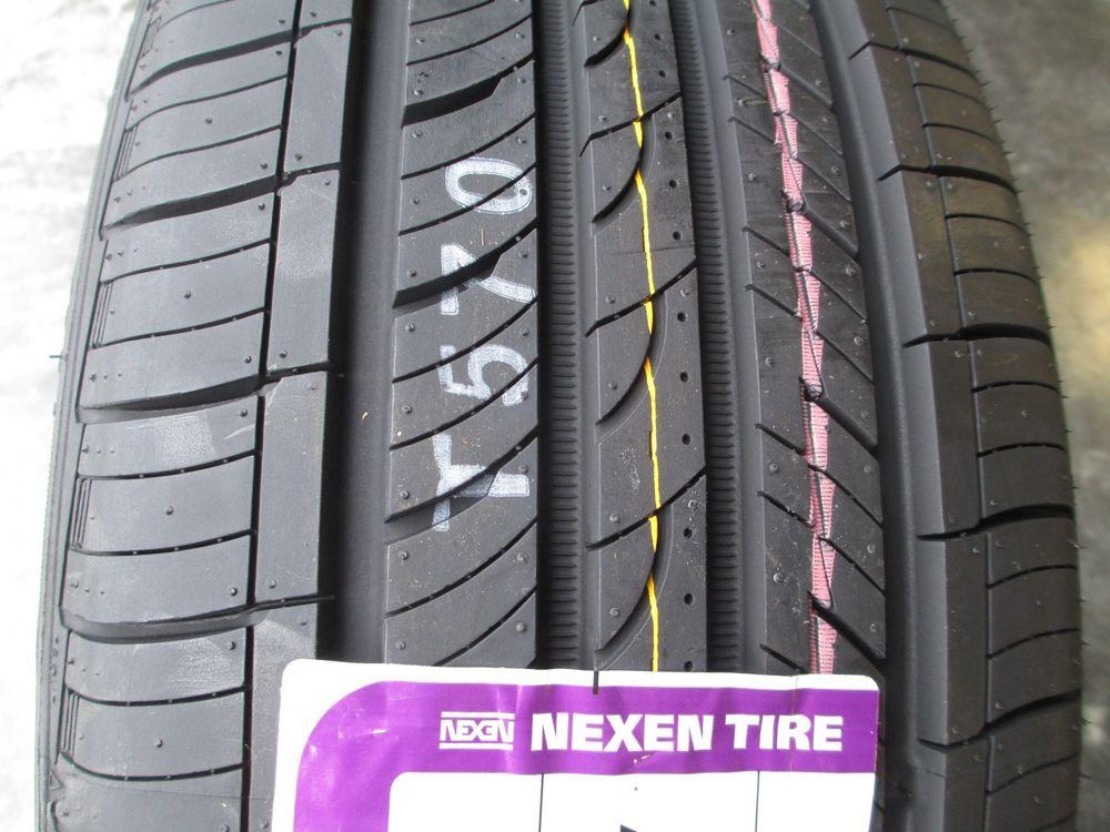 Резина Nexen N5000