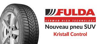 Авторезина Fulda Kristall Control SUV